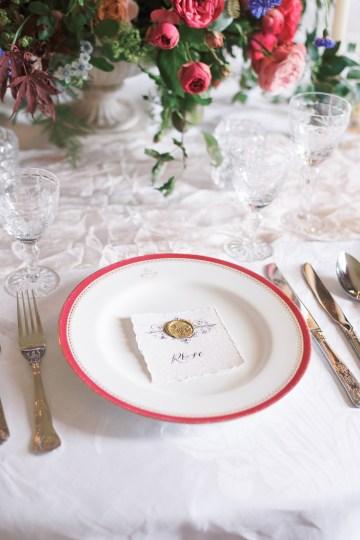 Glamorous Downton Abbey Wedding Inspiration – Cooper Photography 27