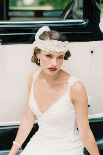 Glamorous Downton Abbey Wedding Inspiration – Cooper Photography 44