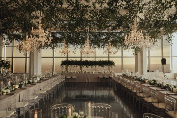 Los Angeles Rooftop Wedding with Incredible Views – Tyler Branch – CCL Weddings and Events 11