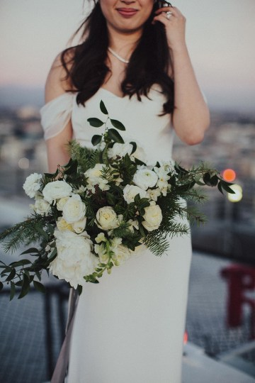 Los Angeles Rooftop Wedding with Incredible Views – Tyler Branch – CCL Weddings and Events 45