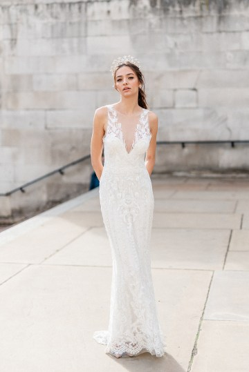 Luxurious and Opulent Wedding Inspiration Featuring Six Stunning Dresses – Gianluca and Mary Adovasio – Tigerlily Weddings 17