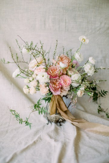 Whimsical Floral-Filled Woodland Wedding – Walnut and Main – Irina Turkova Photography 2