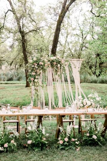 Whimsical Floral-Filled Woodland Wedding – Walnut and Main – Irina Turkova Photography 61