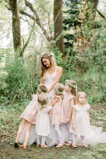 Whimsical Floral-Filled Woodland Wedding – Walnut and Main – Irina Turkova Photography 70