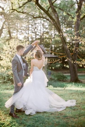 Whimsical Floral-Filled Woodland Wedding – Walnut and Main – Irina Turkova Photography 76