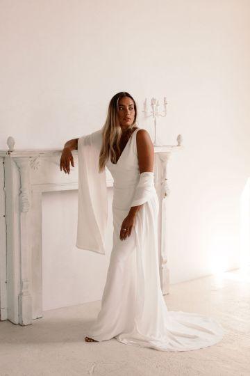 10 New Bridal Designers You Should Know – Bridal Fashion Week 2020 – The Law Bridal 5