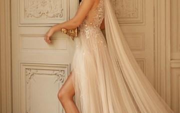 Best Dresses from Bridal Fashion Week – Liz Martinez – Gabriella Gown – Spina Bride