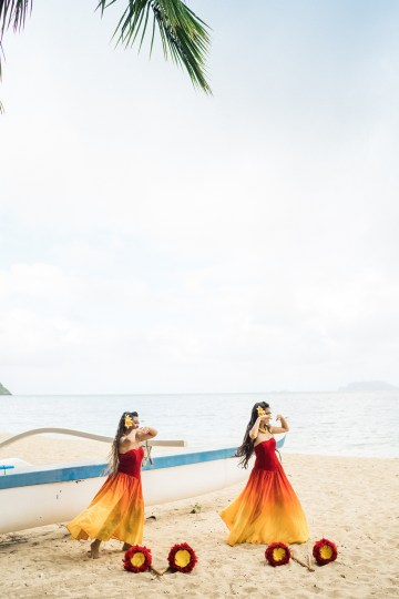 Breathtaking Cultural Polynesian Wedding on the Beaches of Hawaii – Joseph Esser 28