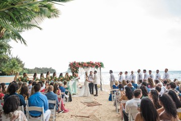 Breathtaking Cultural Polynesian Wedding on the Beaches of Hawaii – Joseph Esser 7