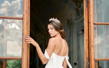 Breathtaking Tuscan Fine Art Wedding Inspiration – Olga Makarova 7