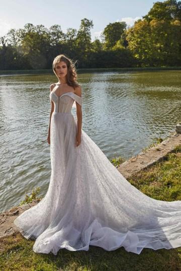 Galia Lahav Fancy White 2020 Wedding Dress Collection – Aretha 2