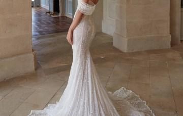 Galia Lahav Fancy White 2020 Wedding Dress Collection – Simone 3
