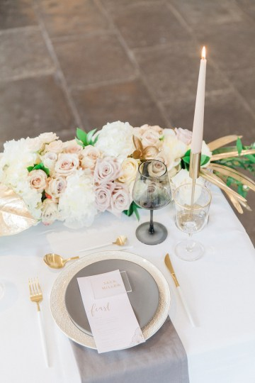 Glamorous Art Deco Wedding Inspiration with Gold Details – Maxeen Kim Photography 39