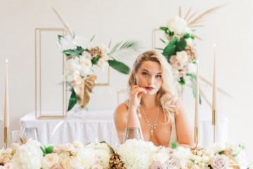 Glamorous Art Deco Wedding Inspiration with Gold Details – Maxeen Kim Photography 4