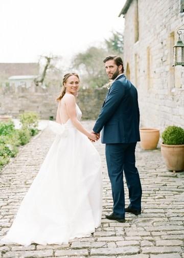 Pretty Pink Almonry Barn Wedding Inspiration – Liz Baker Photography 23