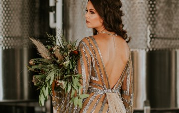 Rustic Fall-themed Nashville Cidery Wedding Inspiration – Erin Trimble Photography 30