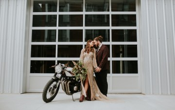 Rad Nashville Cidery Wedding Inspiration In Fall Colors