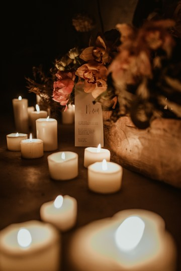 Candlelit Wedding Inspiration With Pretty Fairy Lights – Lauren Pretorius Photography 24