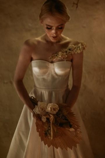 Candlelit Wedding Inspiration With Pretty Fairy Lights – Lauren Pretorius Photography 29