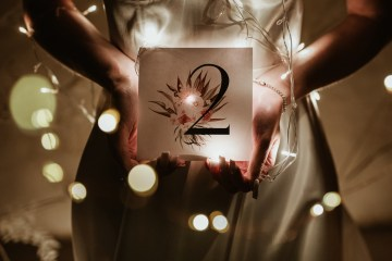 Candlelit Wedding Inspiration With Pretty Fairy Lights – Lauren Pretorius Photography 6