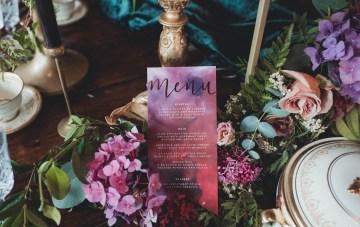 Opulent Barn Holiday Wedding Inspiration – Kerry Ann Duffy Photography 1