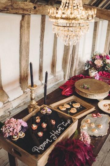 Opulent Barn Holiday Wedding Inspiration – Kerry Ann Duffy Photography 13