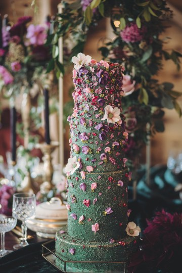 Opulent Barn Holiday Wedding Inspiration – Kerry Ann Duffy Photography 16