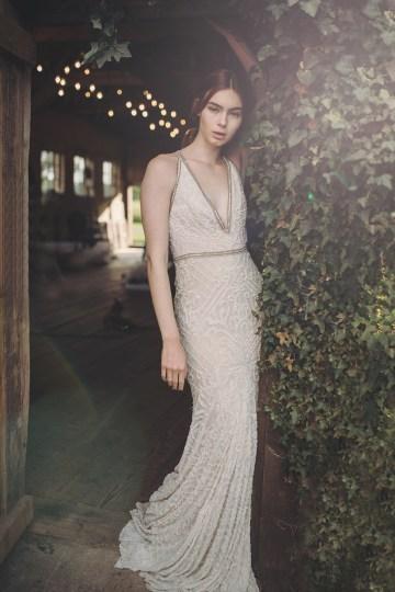 Opulent Barn Holiday Wedding Inspiration – Kerry Ann Duffy Photography 36