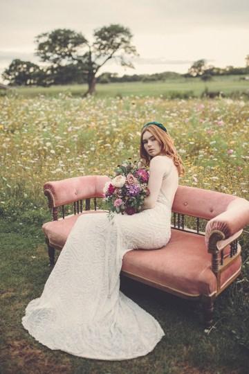 Opulent Barn Holiday Wedding Inspiration – Kerry Ann Duffy Photography 42