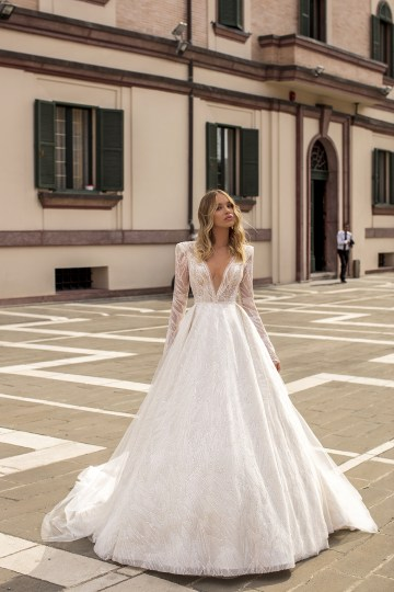 Showstopping Dazzling WONA Bridal Wedding Dresses – Aurora – Diamond