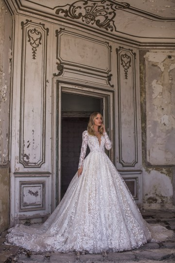 Showstopping Dazzling WONA Bridal Wedding Dresses – Aurora – Nelson