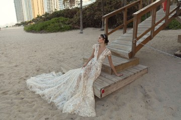 Showstopping Dazzling WONA Bridal Wedding Dresses – Miami – Serena 1