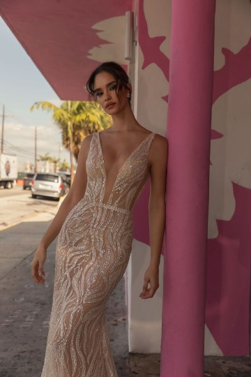 Showstopping Dazzling WONA Bridal Wedding Dresses – Miami – Tilda