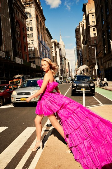 Showstopping Dazzling WONA Bridal Wedding Dresses – NYC Photos 2