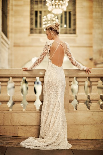 Showstopping Dazzling WONA Bridal Wedding Dresses – NYC Photos 5