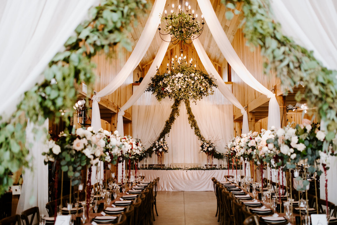 7 Gorgeous Decor Ideas For Your Winter Wedding Bridal Musings