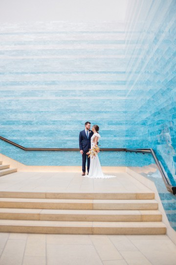 Blue Ombre and Lucite 2020 Wedding Ideas – Penelope Lamore 10