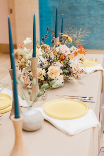 Blue Ombre and Lucite 2020 Wedding Ideas – Penelope Lamore 25