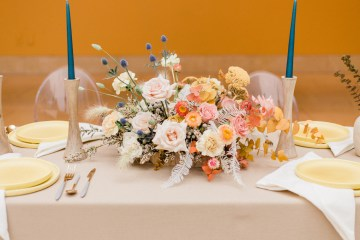 Blue Ombre and Lucite 2020 Wedding Ideas – Penelope Lamore 4