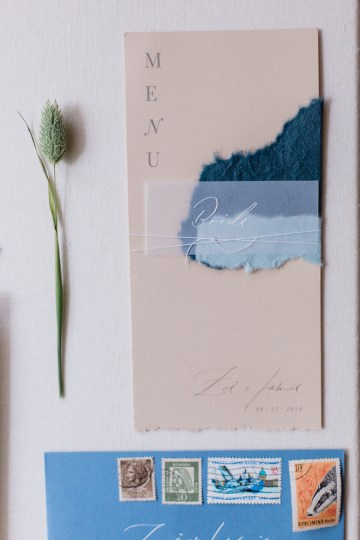 Blue Ombre and Lucite 2020 Wedding Ideas – Penelope Lamore 40
