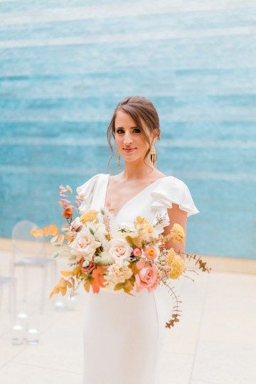 Blue Ombre and Lucite 2020 Wedding Ideas – Penelope Lamore 8