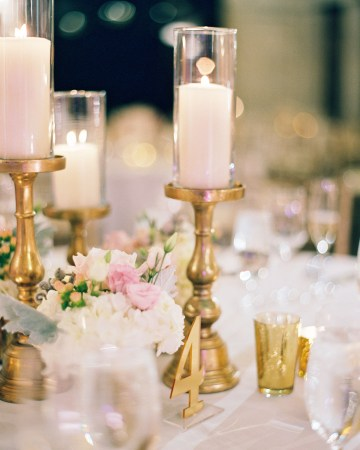Gorgeous Green and Pink Chicago Ballroom Wedding – Clary Pfeiffer Photography – LOLA Event Productions 35