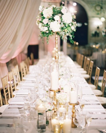 Gorgeous Green and Pink Chicago Ballroom Wedding – Clary Pfeiffer Photography – LOLA Event Productions 39