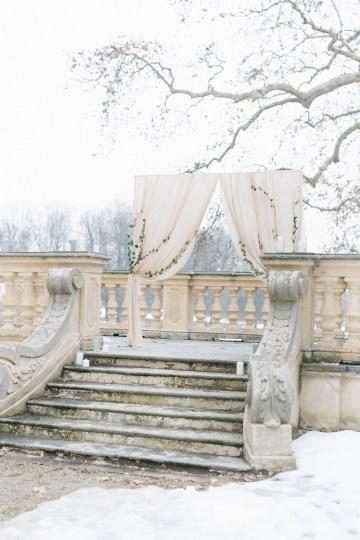 Gorgeous Winter Blue Wedding Inspiration – Irene Fucci 12