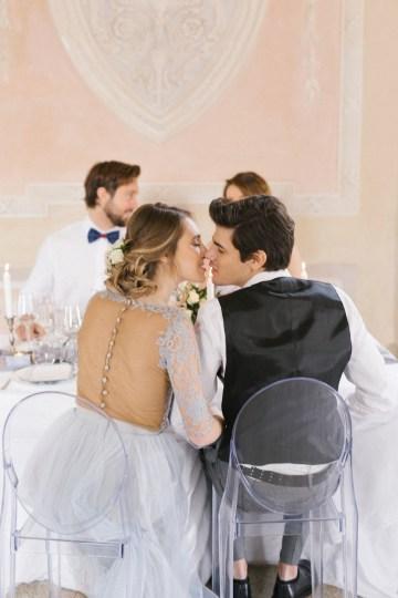 Gorgeous Winter Blue Wedding Inspiration – Irene Fucci 26