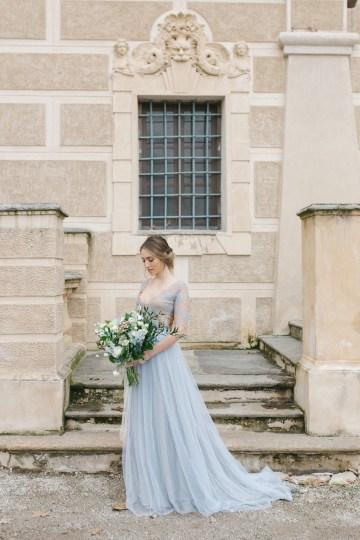 Gorgeous Winter Blue Wedding Inspiration – Irene Fucci 31