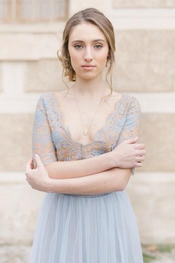 Gorgeous Winter Blue Wedding Inspiration – Irene Fucci 33