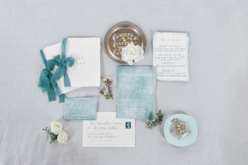 Gorgeous Winter Blue Wedding Inspiration – Irene Fucci 46