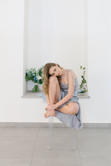 Gorgeous Winter Blue Wedding Inspiration – Irene Fucci 5