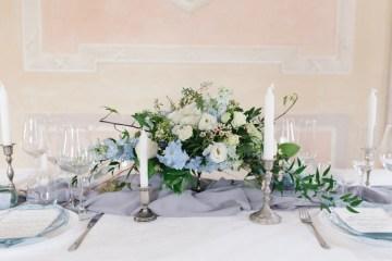 Gorgeous Winter Blue Wedding Inspiration – Irene Fucci 50